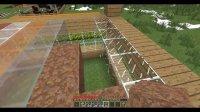 一起来玩Minecraft吧 3 怎么造房子和挖矿
