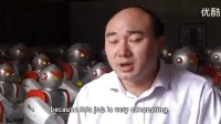 [www.jimimh.com]国产奥特曼机器人刀削面,每分钟150刀,只要1.2万RMB就能抱回家