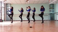 Faustine舞团2014最新舞蹈练习室 Monroe's heel 梦露的高跟鞋