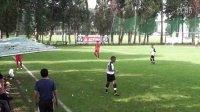 2012全国青少年联赛总决赛 湖北足协vs法国梅斯(上)