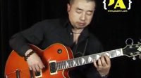 jazz001.com陈鸿维爵士吉它教程1:即兴演奏与C调和声