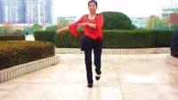 武汉江夏123广场舞;桃花开在二月间
