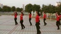 青馨明月广场舞  学跳燕城广场舞《中国美》