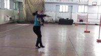集贤县户外健康俱乐部2014年羽毛球篮球赛活动