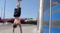 以色列街头健身 中级倒立 倒立教学2 Intermediate level
