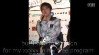 【貴重】羽生結弦 英語でインタビューに応える Yuzuru Hanyu
