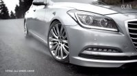 2015 Hyundai Genesis _ The All-New Genesis vs. Nürburgring