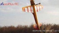 AeroPlusRC YAK 55M 170CC  DLE 170CC (何聪发FAFA 中国)