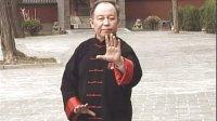 形意五行拳(2)基础桩功:三体式 李德印教学