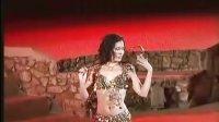 肚皮舞 Ava Fleming-Saidi双藤杖表演