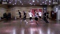 BTS防弹少年团 -No More Dream- 镜面舞蹈练习室版本_高清
