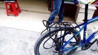 飞登-自行车钢货架安装视频教程