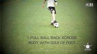 Pull Push Football拉球推球练习
