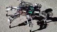 Lynxmotion AH3R 8 Move your body 六角机器人算法分析