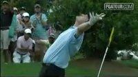 高尔夫美联银行赛第三轮最佳球