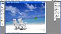 PS教程 PS基础 PS CC版本最新课程人像处理基础教程5校正倾斜的图像