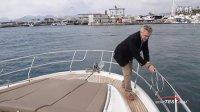 驾驶测试私人超级游艇Prestige 450