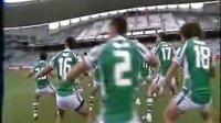 新西兰队毛利舞对战澳洲队土著舞