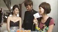 [20081031]林依晨鄭元暢第43屆電視金鐘獎幕後直擊
