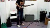 2008上海乐展丁泽强玩转魔音效果器之一
