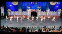UDA世界舞蹈啦啦操锦标赛 爵士舞 jazzdance
