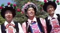 《哥是金盆妹是花》云南楚雄州牟定左脚舞民间山歌小调
