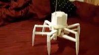 超巧妙蜂蛛机器人!My newest robot invention Spider Tank