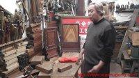 木工视频 传统木工辛全生手工制作插屏全过程总共7集(第一集)