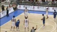 7月17日 斯坦杯 中国男篮vs塞尔维亚 第一节