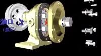 齿轮泵工作原理