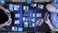 SCGSATL - Standard - Round 2b - Brent Del Pino vs Jared