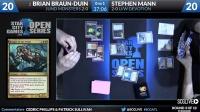 SCGSATL - Standard - Round 3 - Brian Braun-Duin vs Stephen