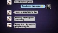 与上帝闲聊