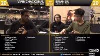 Grand Prix Richmond 2014 Finals - Brian Liu vs.Vipin(Modern)
