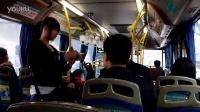 【拍客】实拍惠州最美公交车售票员