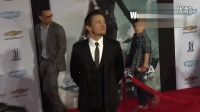 Chris Evans at Captain America The Winter Soldier Premiere