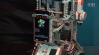 第二项世界纪录!MultiCuber 3 机器人 1分18.68 秒破解 4x4x4 魔方