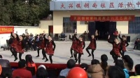 合肥大兴女子堂鼓队―钢南社区演出广场舞《草原舞曲》