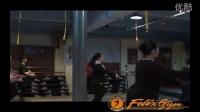 菲力斯健身俱乐部--民族舞练习