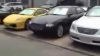 二手车市场中的高档车