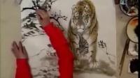 虎的画法 2