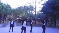 2012年凤凰香香广场舞01——大家一起来
