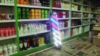 番禺区美容美发用品批发 最新款 LED转灯 带遥控器控制