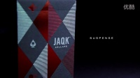 JAQK Cellars Playing Cards [red edition] -- theory11宣传视频