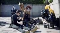 【实拍日本东京原宿cosplay实拍,fashion】