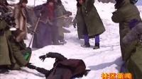电视剧《天下第一军》到中国雪谷景区拍摄外景