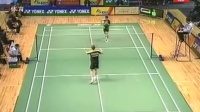07.12.01.2007年香港羽毛球公开赛.半决赛.李崇伟VS乔纳森(高清晰)