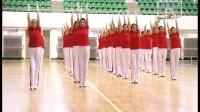 佳木斯快乐舞步完整版 第五套广场舞 高清示范 广场舞【5U视频工