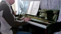 一级 A组 3.《匈牙利舞曲》 爱格林曲 中国音乐学院钢琴考级