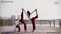 【单色舞蹈官方最新出品】瑜伽艾米宣传视频 瑜伽动作
